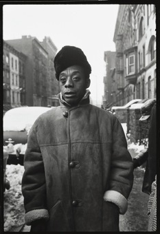 James baldwin 1963 harlem