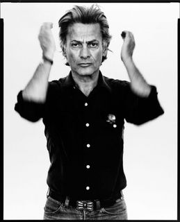Avedon self portrait 2